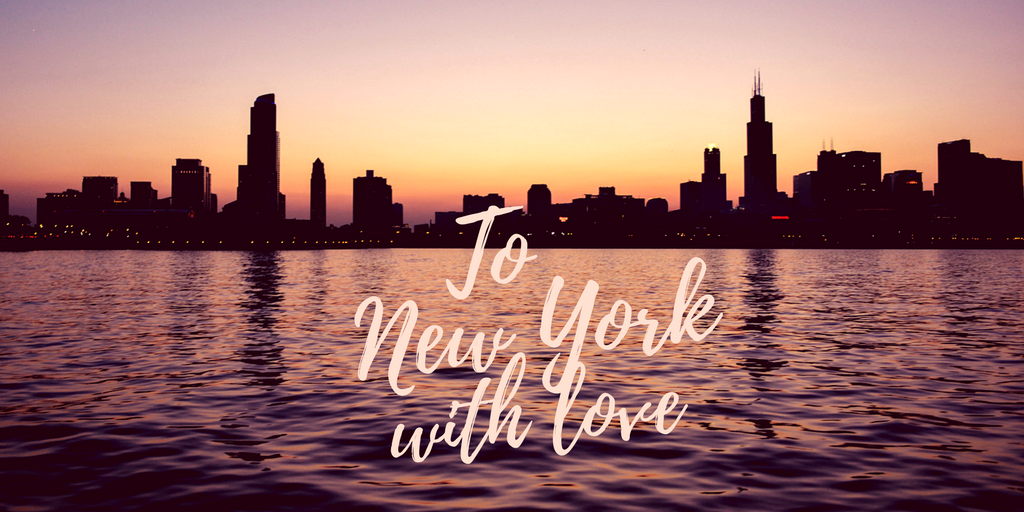 To New York, With Love